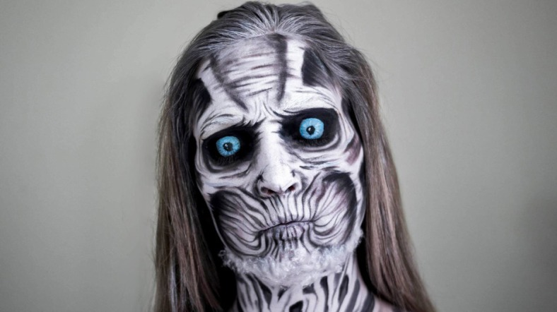 whitewalkerfacepaint