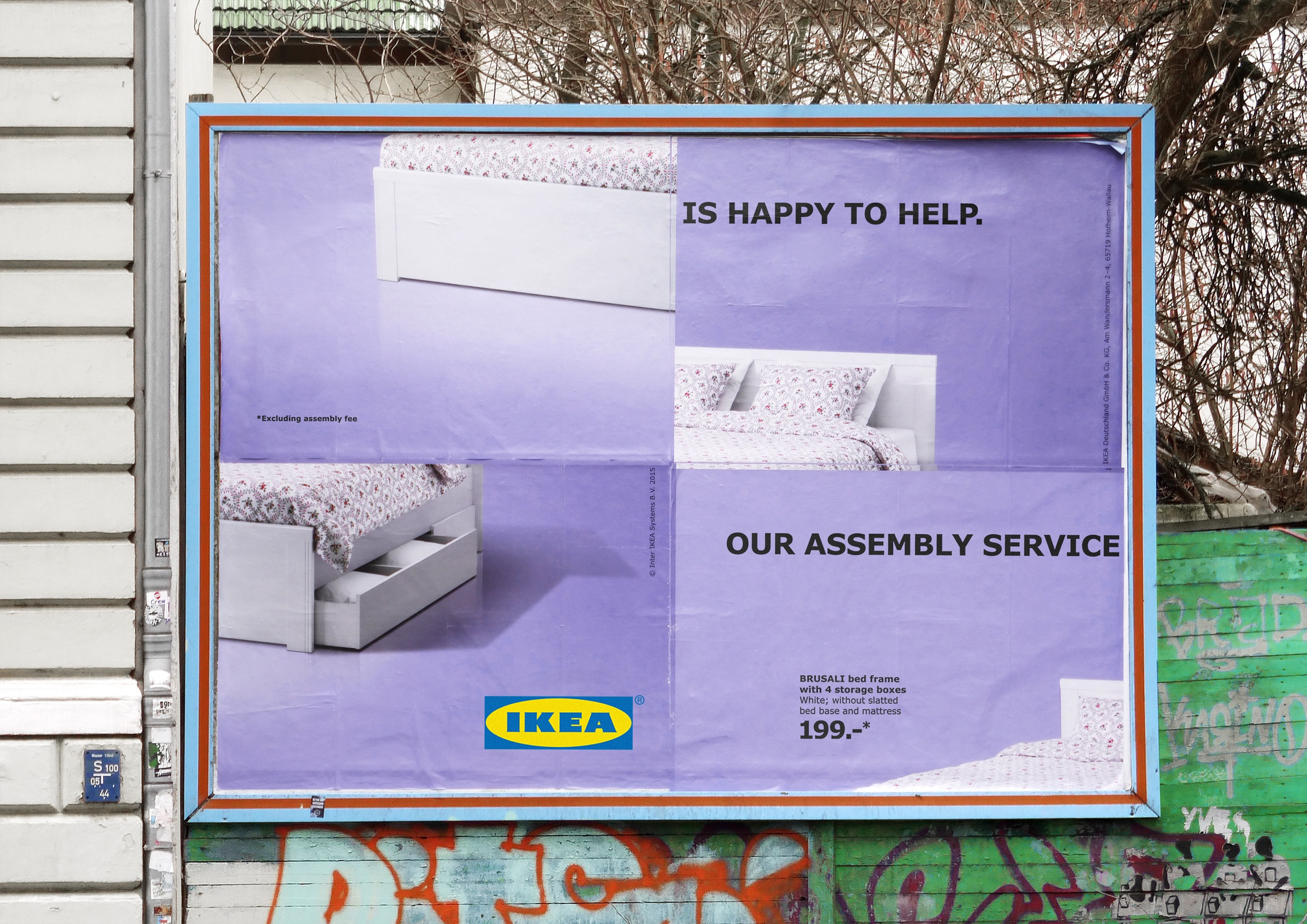 IKEA assembly service | what the fremmich